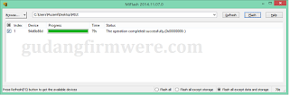 Cara Remove FRP Google account Xiaomi 4X MAE 136