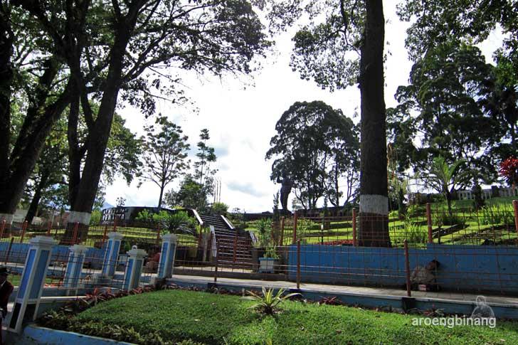 taman monumen bung hatta bukittinggi
