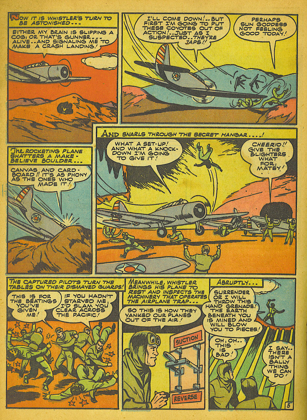 Read online Action Comics (1938) comic -  Issue #51 - 37