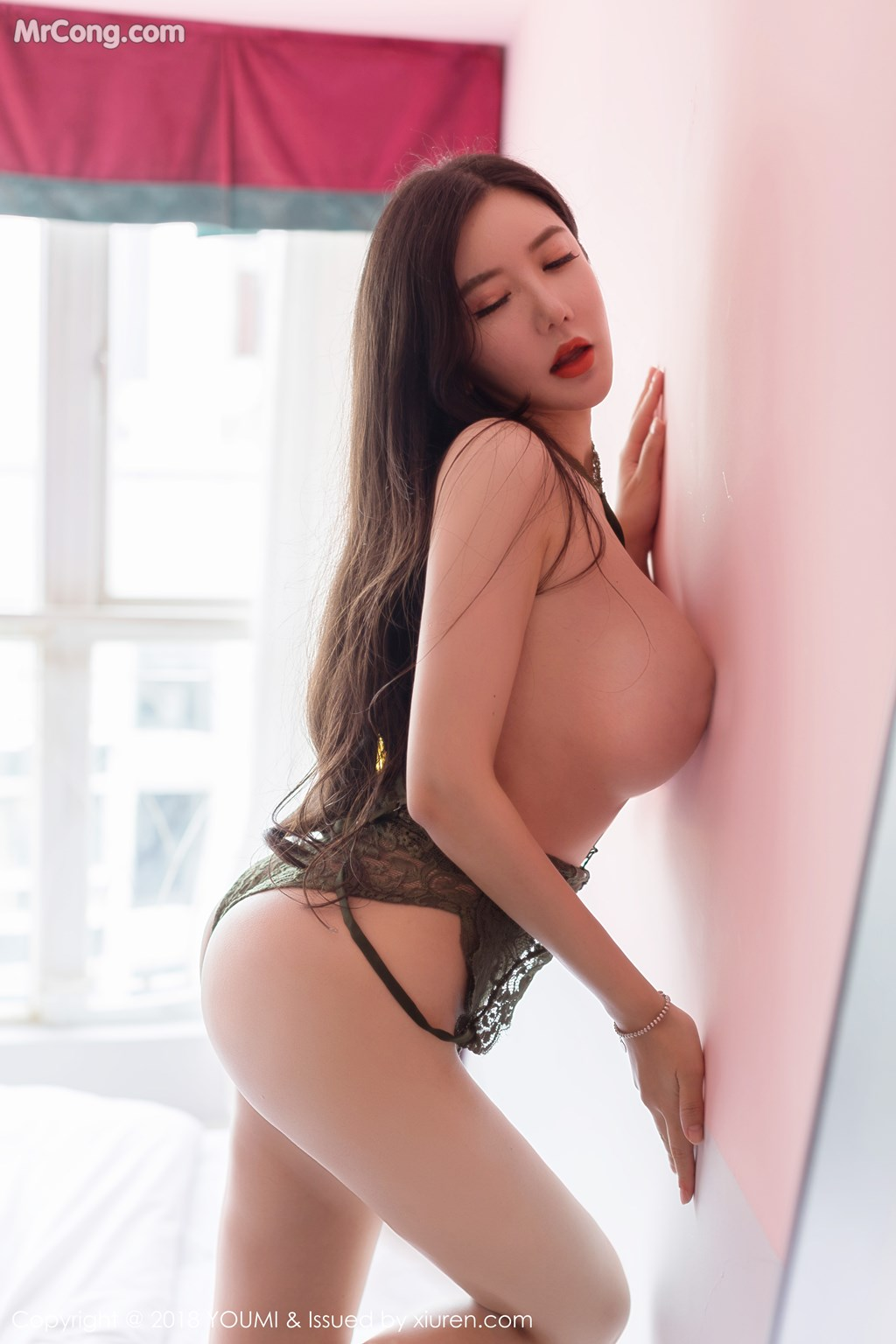 Image YouMi-Vol.214-MrCong.com-010 in post YouMi Vol.214: Người mẫu 心妍小公主 (51 ảnh)