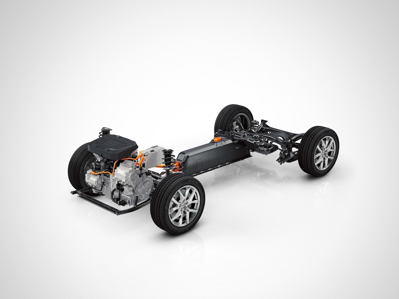 VOLVO COMPACT%2BMODULAR%2BARCHITECTURE 1 Η Volvo το 2017 θα λανσάρει μικρό υβριδικό αυτοκίνητο Hybrid, Volvo