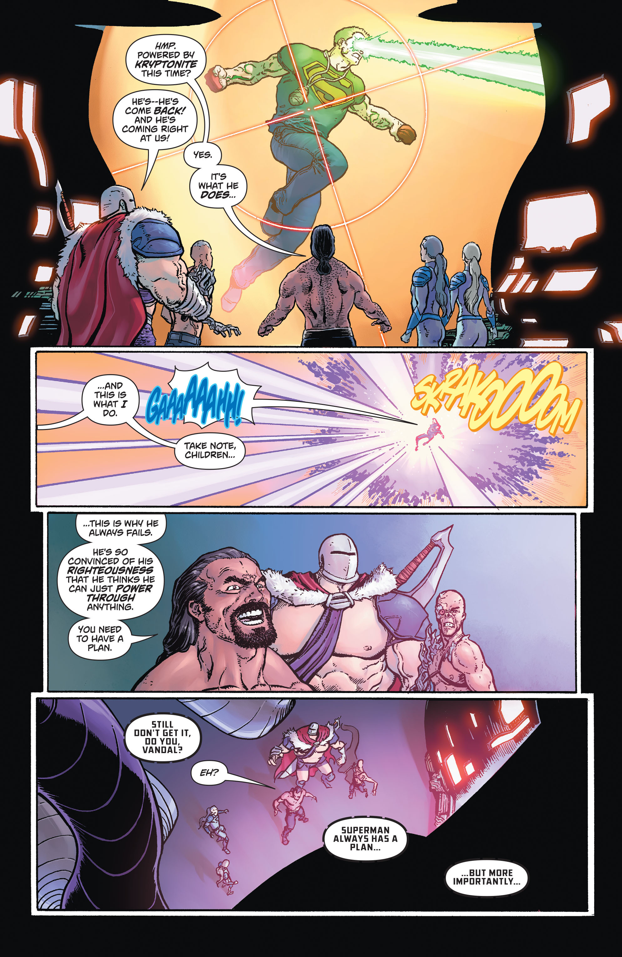 Read online Action Comics (2011) comic -  Issue #50 - 11