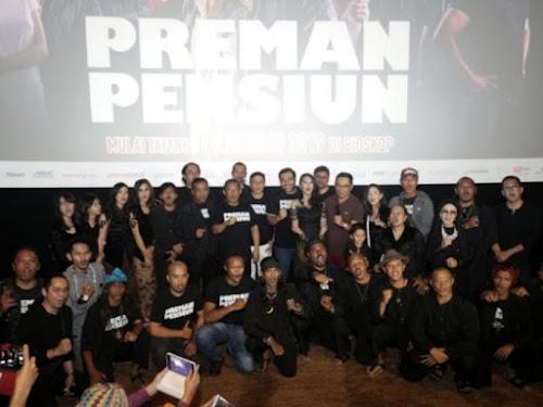 Gala Premiere Preman Pensiun