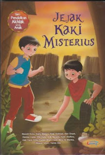 Menanamkan Nilai Akhlak Melalui Cerita merupakan resensi atas buku Jejak Kaki Misterius karya Riawani Elyta, dkk terbitan Lintang, Indiva Media Kreasi