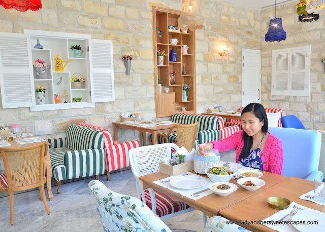 Enab Beirut Dubai decors