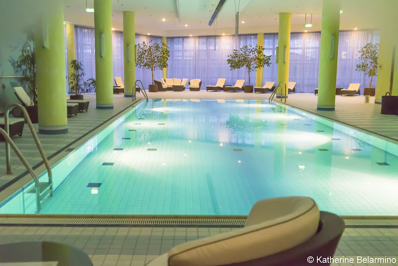 Hilton Munich Airport Fit & Fly Spa Munich Airport Long Layover Germany