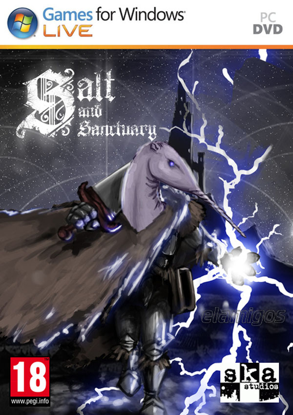 Salt and Sanctuary Download Cover Free Game