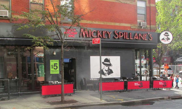 Mickey Spillane Hell S Kitchen Bar