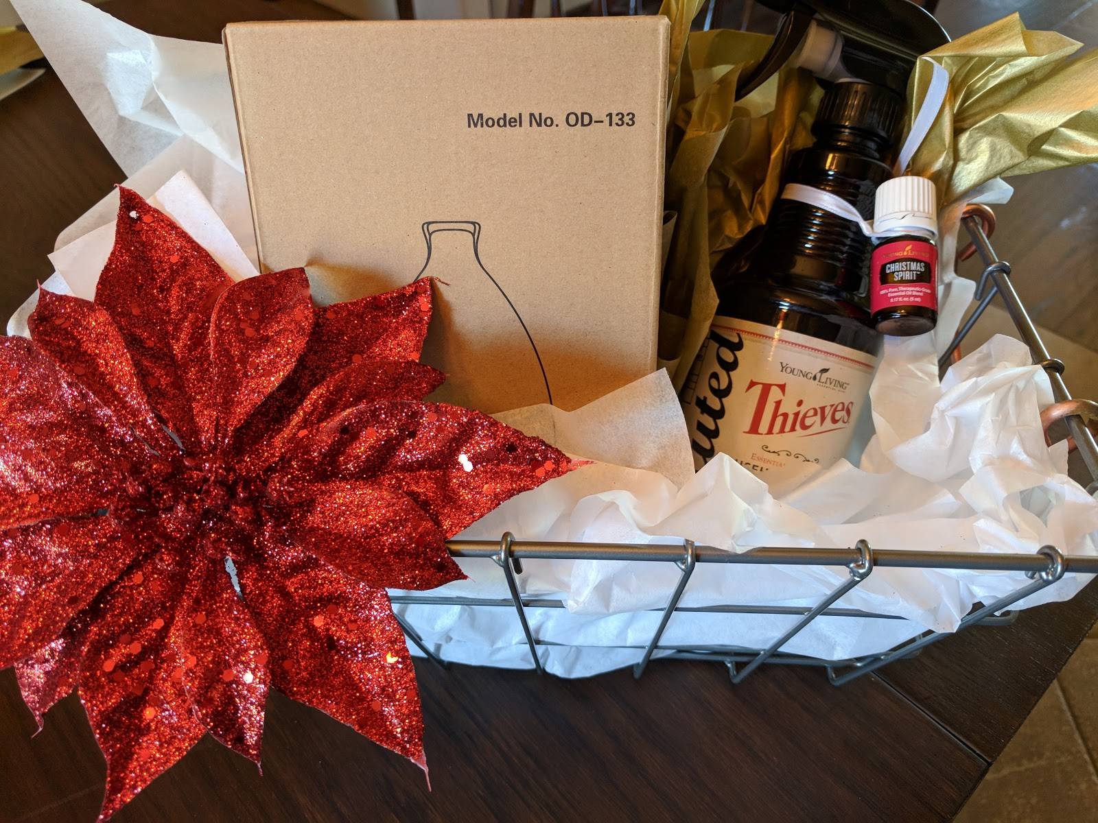 Christmas Ideas from Young Living