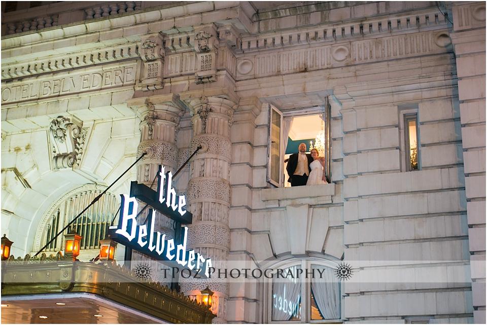 The Belvedere Wedding Photos Baltimore