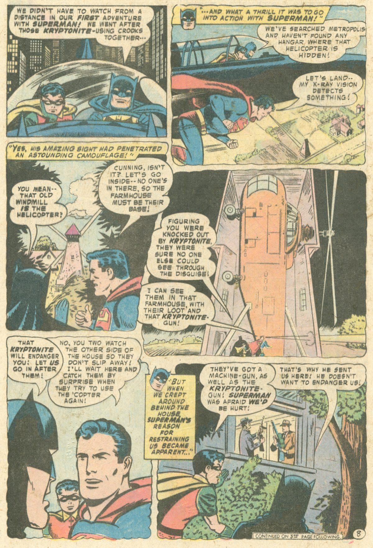 Read online World's Finest Comics comic -  Issue #229 - 12