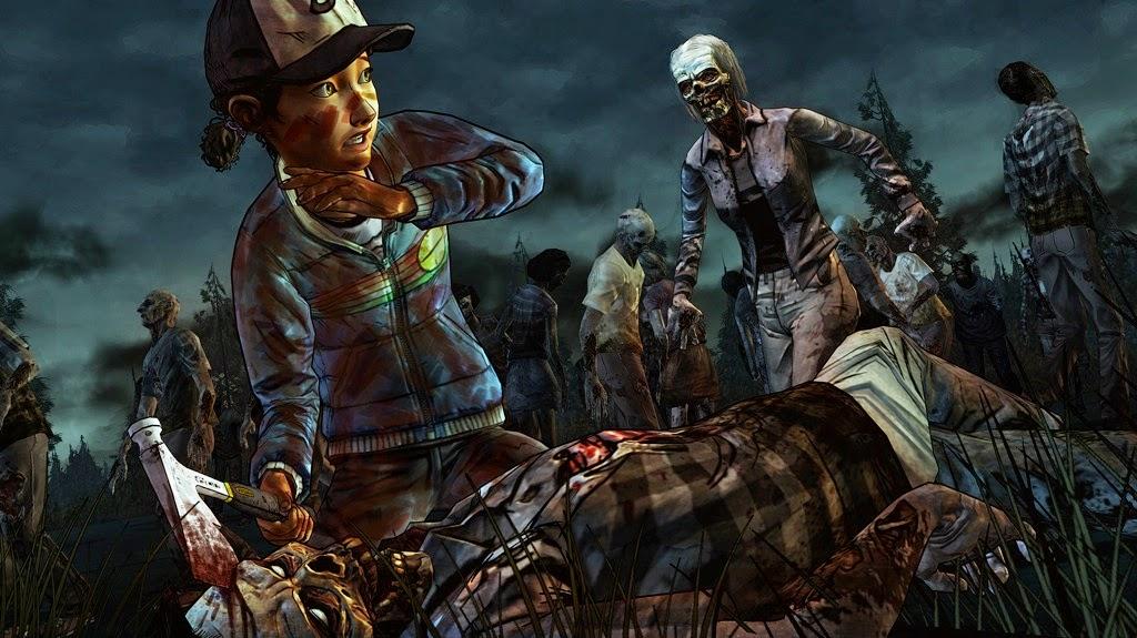 The Walking Dead Season Two #3 In Harm's Way