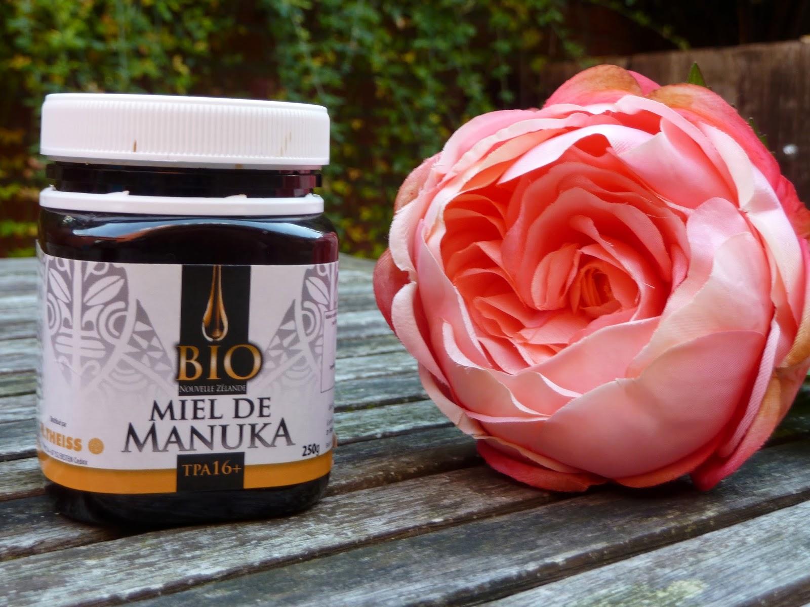 miel de manuka ou miel de thym