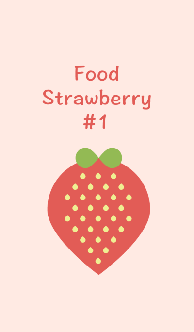 Food Strawberry #1