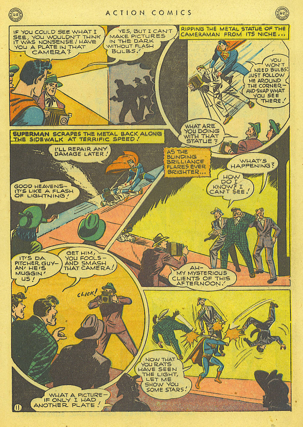 Read online Action Comics (1938) comic -  Issue #114 - 13