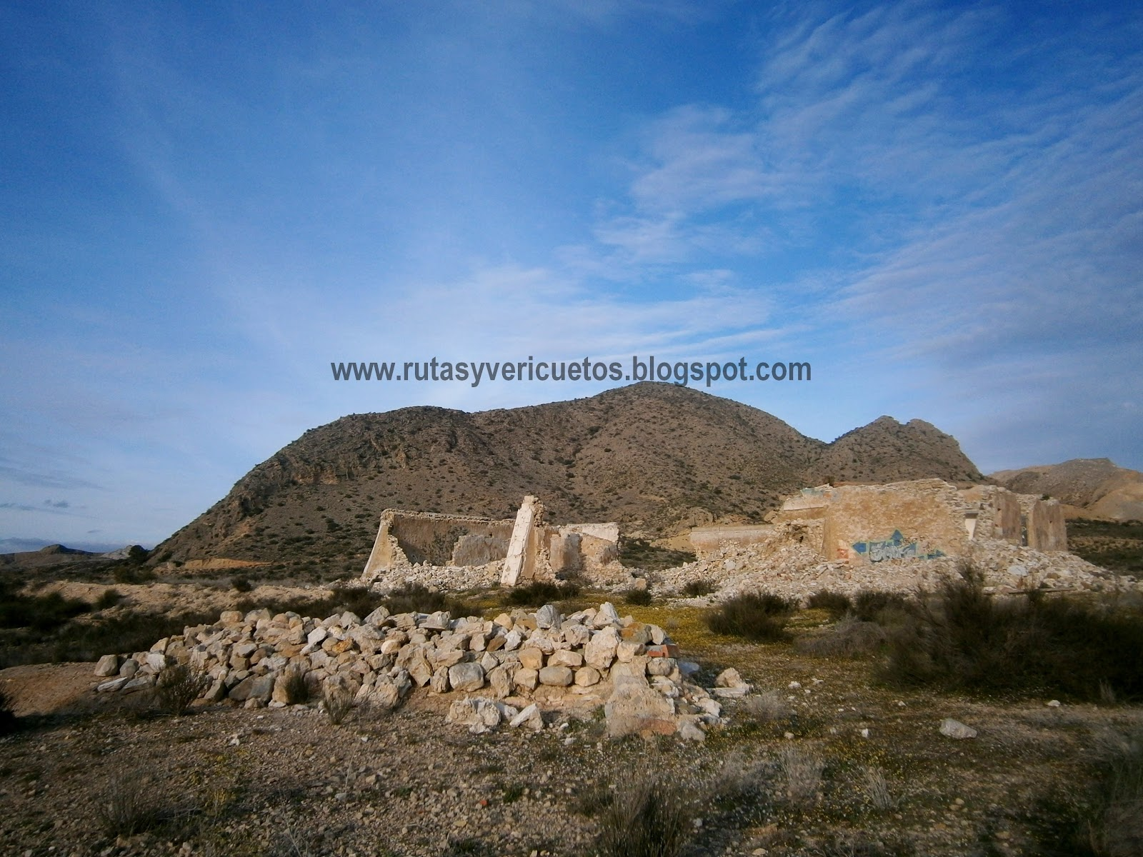 Casa Vella y aljibe