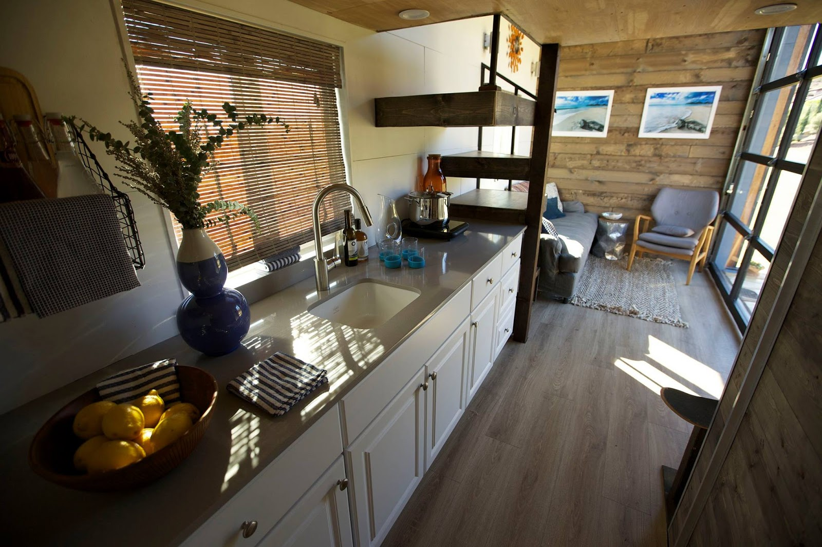 Socal Surfer House 300 Sq Ft Tiny House Town