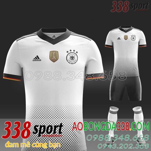 áo đội tuyển đức mới nhất 2018
