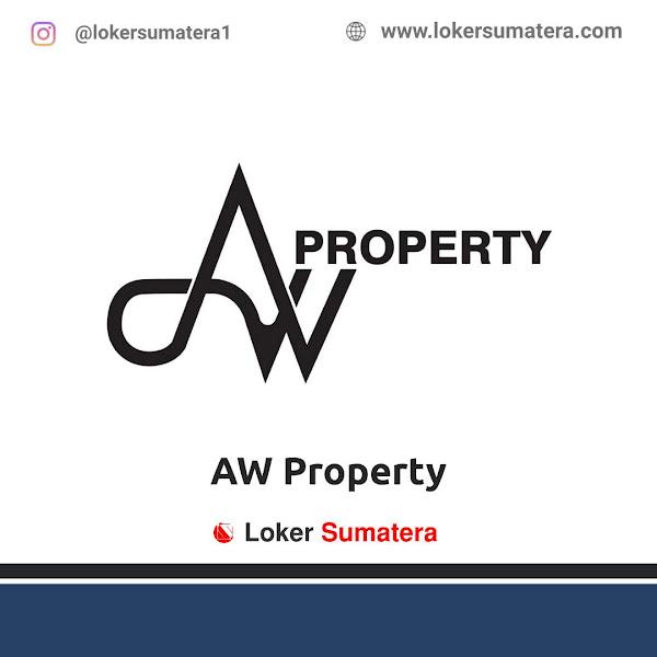 Lowongan Kerja Pekanbaru, AW Property Juli 2021