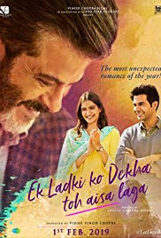 Ek Ladki Ko Dekha Toh Aisa Laga 2019 Full Movie Free Download Camrip