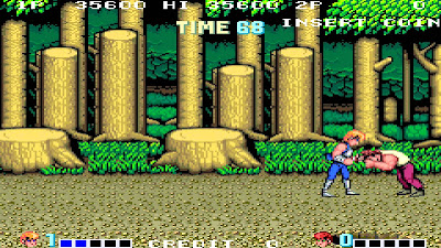 Double Dragon Technos Japan Taito