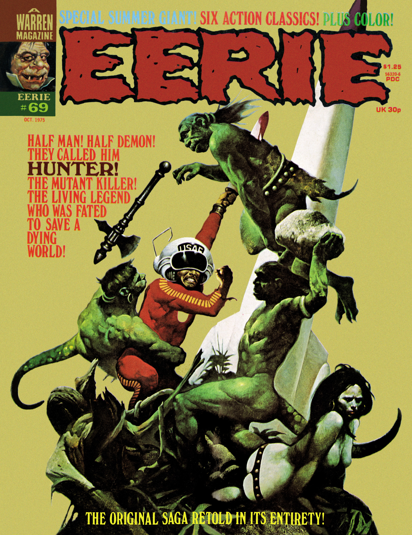 Read online Eerie Archives comic -  Issue # TPB 14 - 264