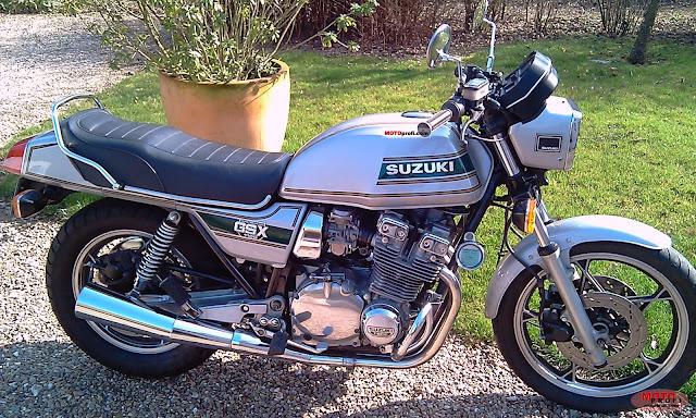 Suzuki GSX1100 HD Images