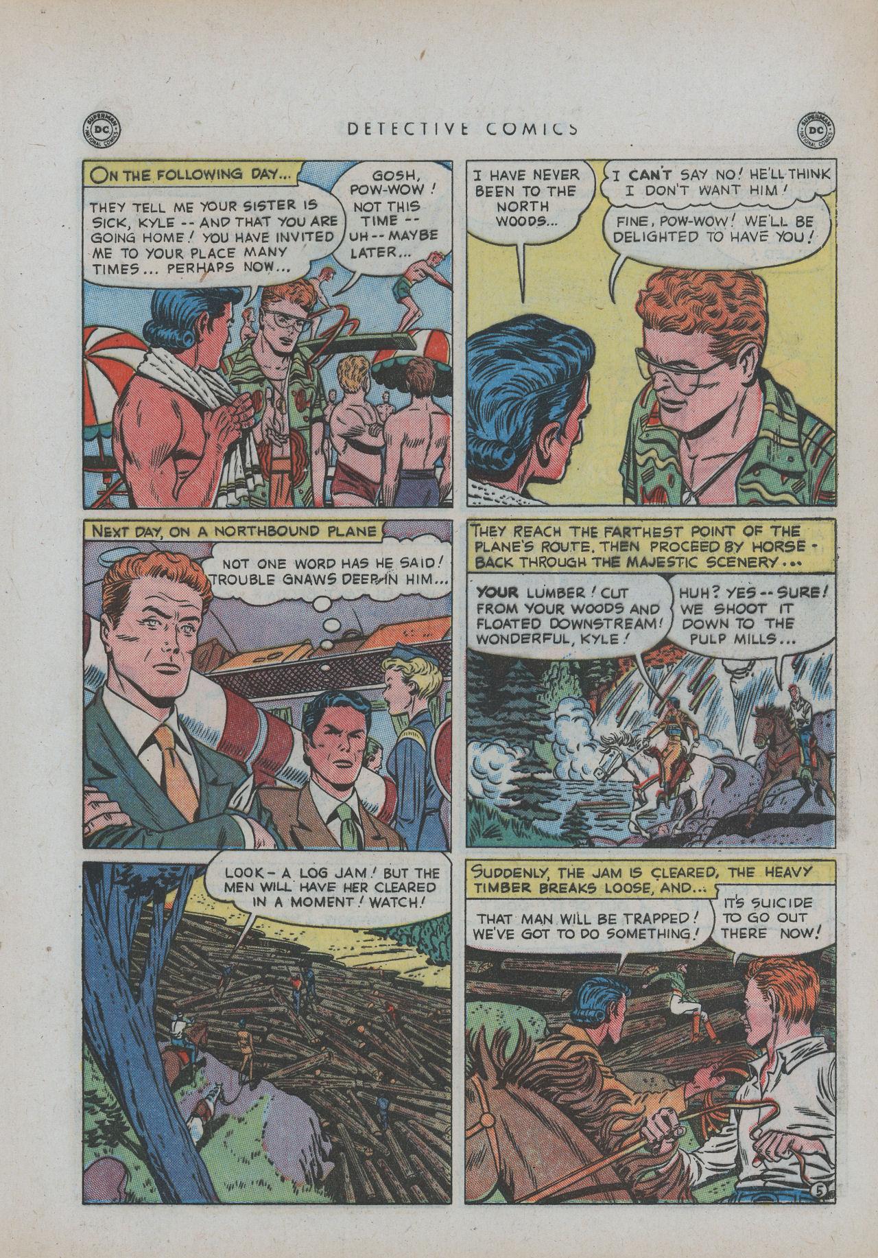 Read online Detective Comics (1937) comic -  Issue #154 - 43