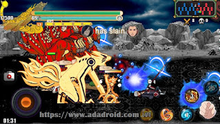 Download Narsen by Naruto Senki Mod Tidak Apk