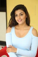 Anisha Ambrose Latest Pos Skirt at Fashion Designer Son of Ladies Tailor Movie Interview .COM 0977.JPG