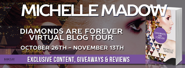 "Blog Tour & Spoiler-Free Review: ""Diamonds Are Forever (#3)"" by Michelle Madow (+Giveaway)"
