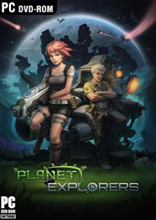 Download Planet Explorers PC Full Version Free