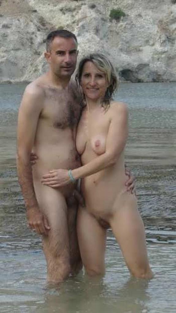 Couple nude