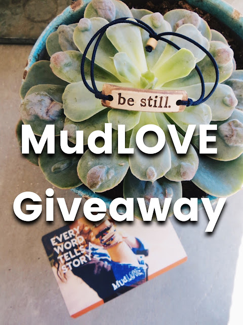 MudLOVE, giveaway, freebie friday, contest, sweepstakes