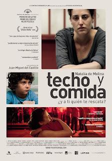 Cartel: Techo y comida (2015)