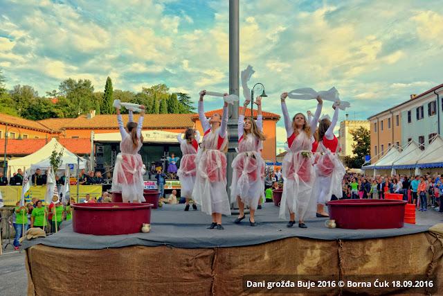 Dani grožđa Buje / Festa dell'uva Buie @ 18.09.2016