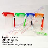Souvenir Botol Tupple Lock Bulat (YS-YLPG) 500ml