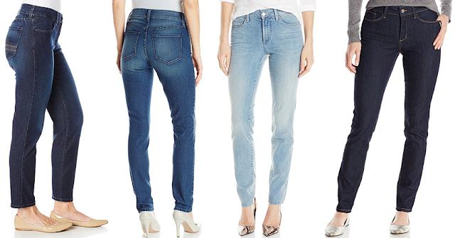 NYDJ Alina Legging Skinny Jeans $57 (reg $114)
