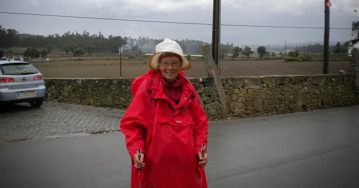 Op De Camino Door De Wind Door De Regen Dwars Door Alles Heen