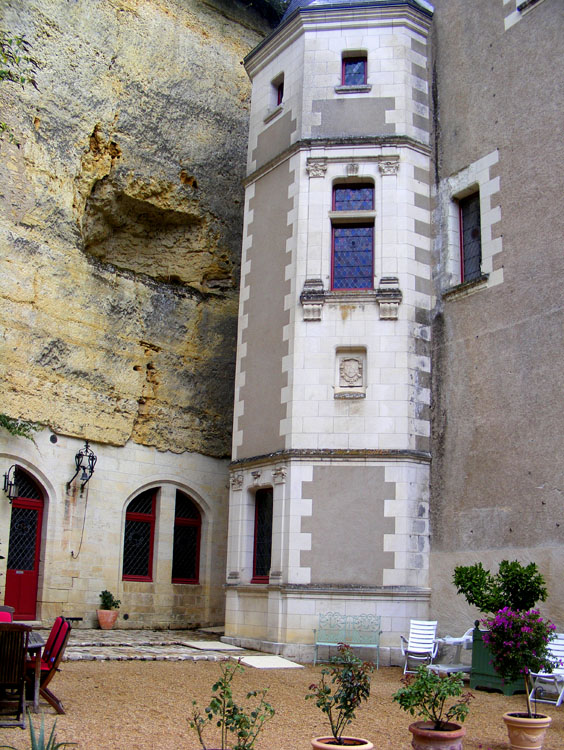 Days on the Claise: Chateau Gaillard, Amboise