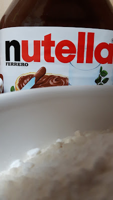 Nutella-Kekse backen