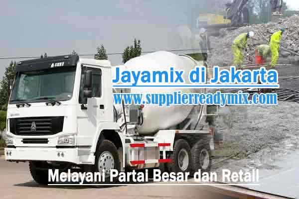 Harga Beton Jayamix Jakarta