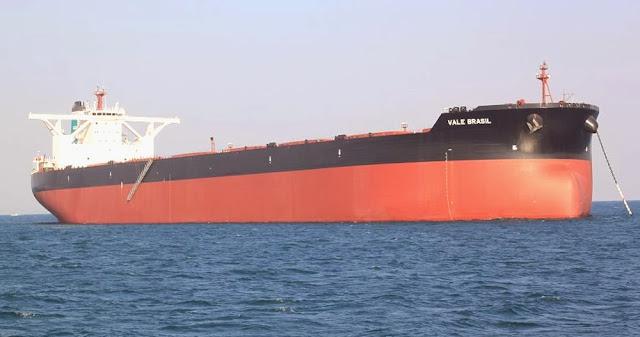 maior navio graneleiro do mundo