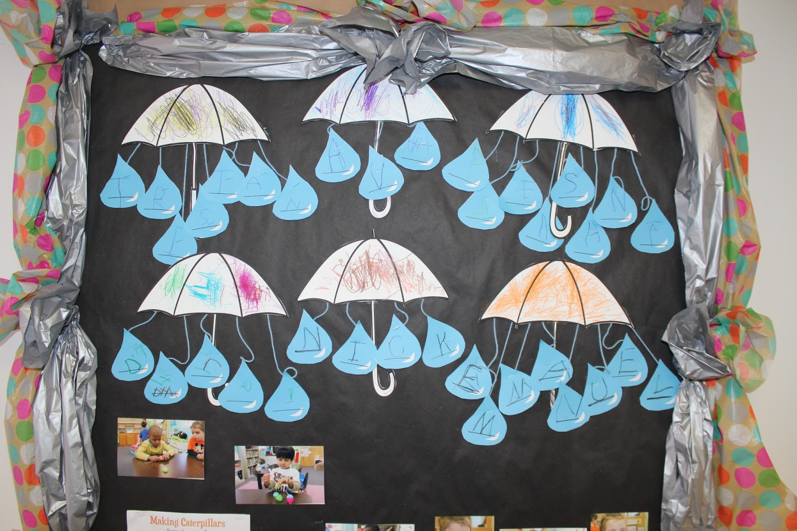 Teach Them To Fly April Showers Bring May Flowers