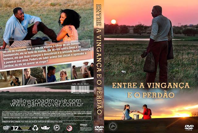 Capa DVD Entre A Vingança E O Perdão [Exclusiva]
