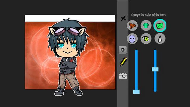 تطبيق Chibi Avatar لإنشاء الصورة الرمزية الكرتونية الخاصة بك