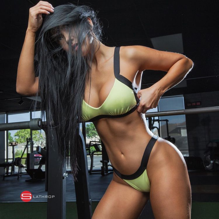 Model Fitness Colombia Ariana James