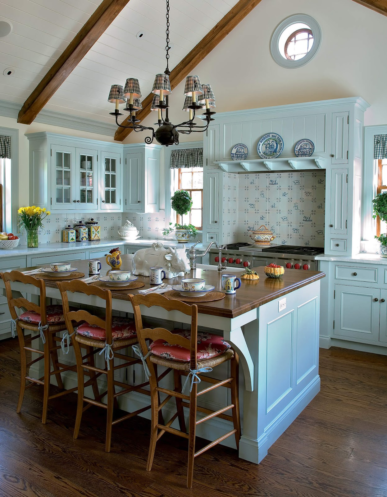 15 Cabinets for the Rustic Kitchen of Your Dreams ~ DIY Crafts&Hacks