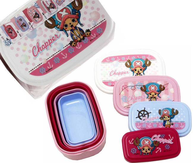 One piece Bento boxes