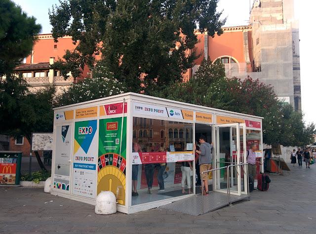 Venice Tourist Centre